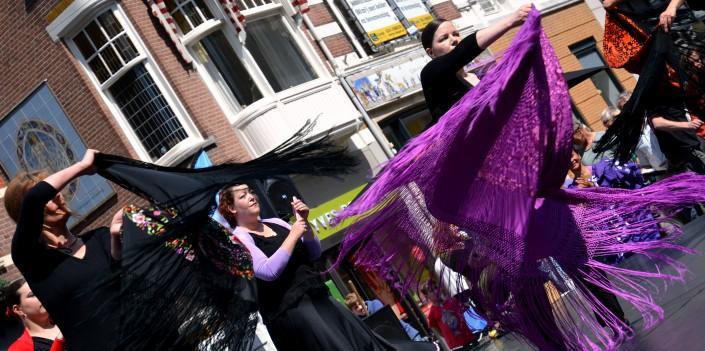 Dans op de Burchtstraat